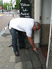 Foto bij verslag 15-jarig jubileum De Groene Luiken Vlaardingen - maart 2009