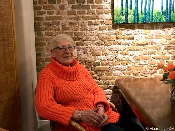 Gastvrouw bij De Groene Luiken Klarie vertelt februari 2019